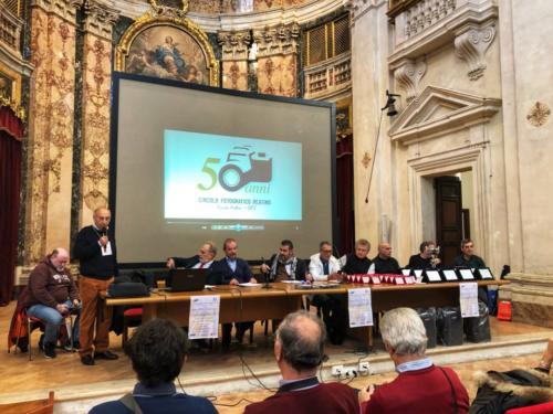 conferenza Fiaf Rieti
